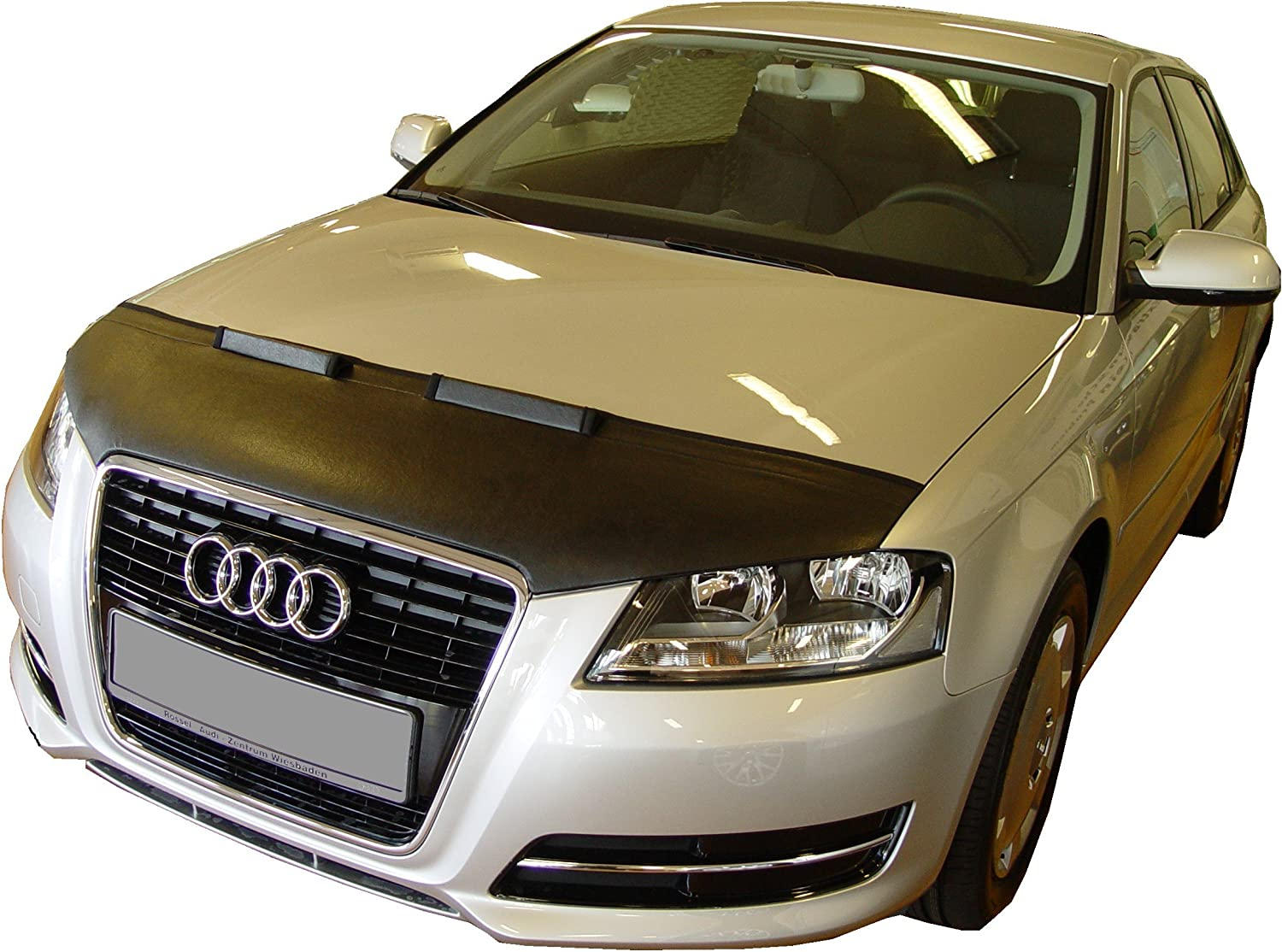 Front-End Covers HOOD BRA Front End Nose Mask for AUDI A3 8P 2009 ...