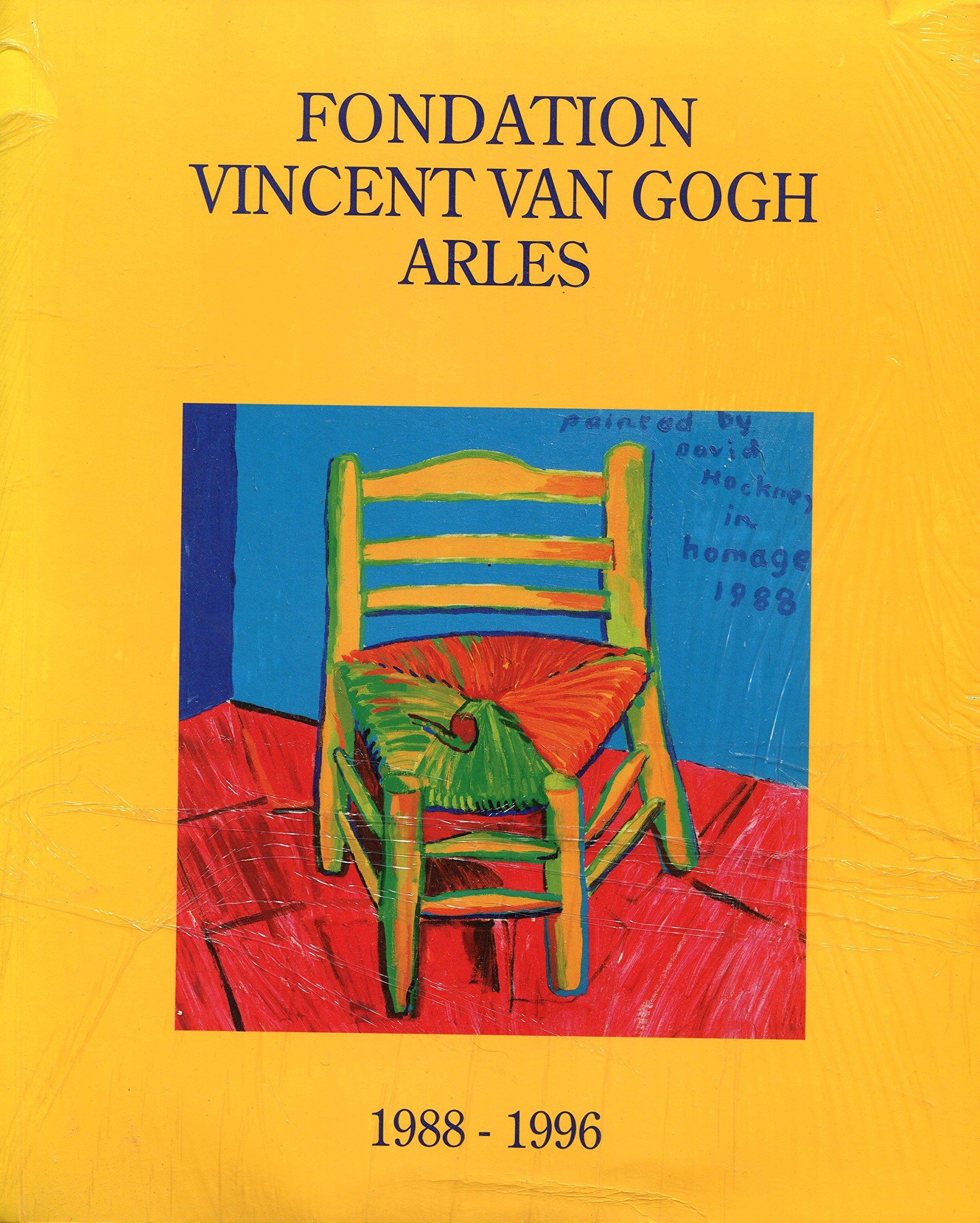 fondation vincent van gogh arles painted works sculptures 1988 1996