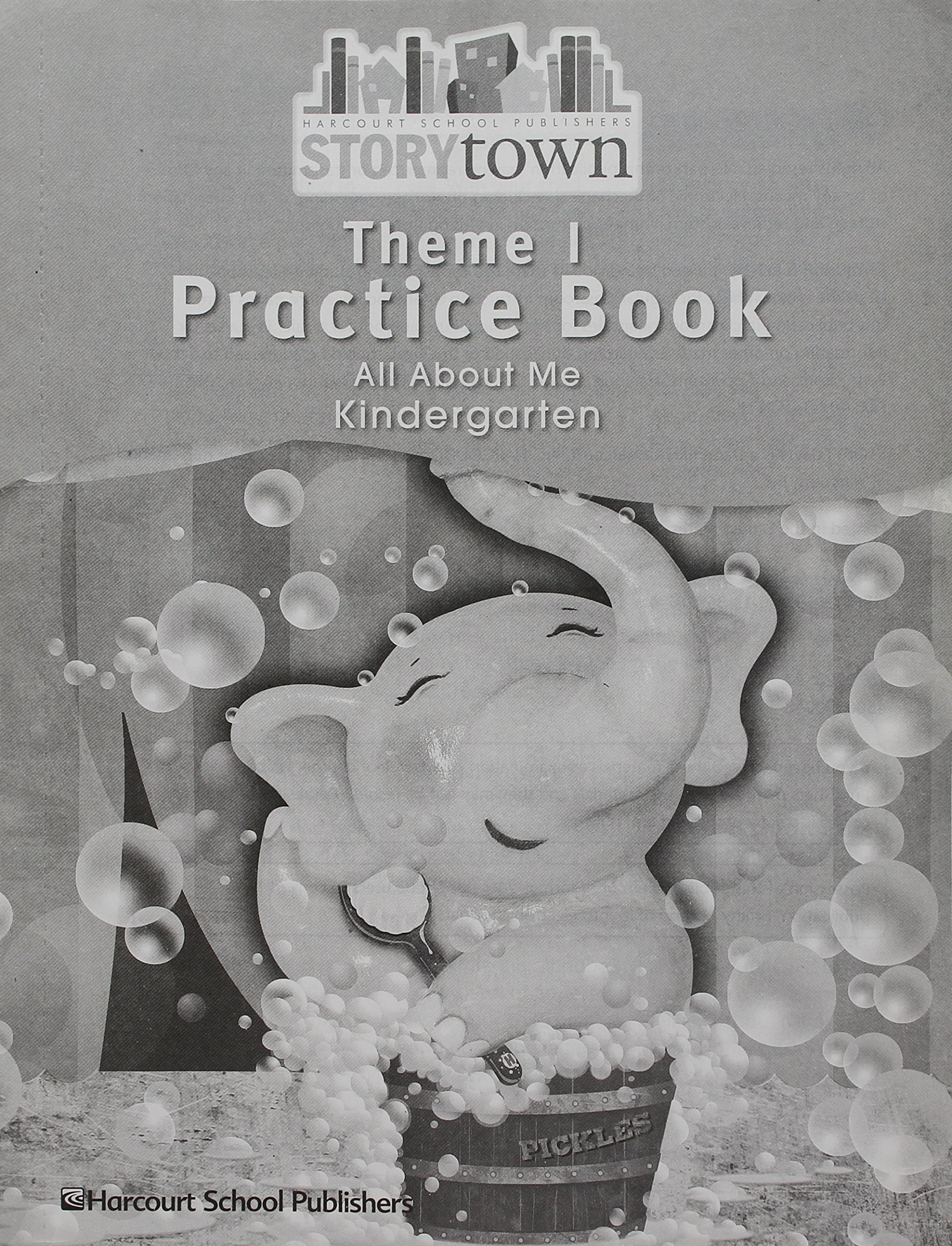Download Storytown: Practice Book Student Edition, Theme 1 Grade K pdf