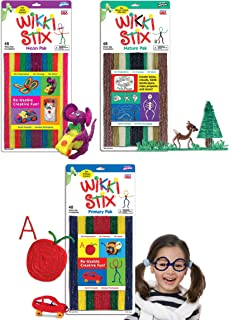 product image for WikkiStix Triple Play Pack