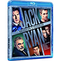 Pack 1-5: Jack Ryan (BD) [Blu-ray]