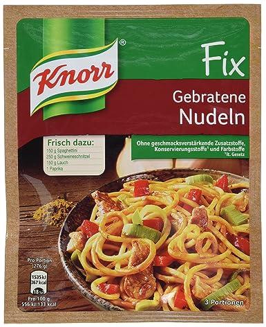 Knorr gewürzmischung