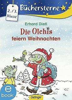 Die Olchis Das Adventskalenderbuch Ebook Erhard Dietl