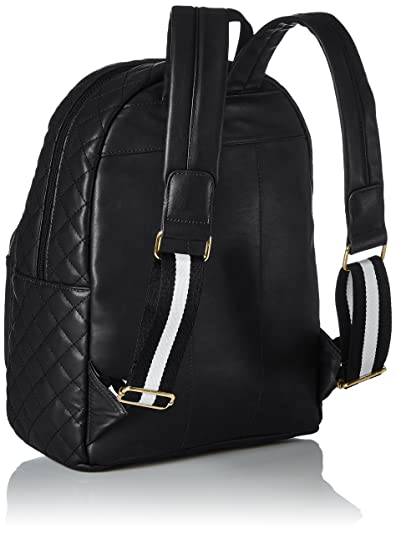 Pcjosephine Backpack, Womens Backpack Handbag, Schwarz (Black), 15x37x30 cm (B x H T) Pieces