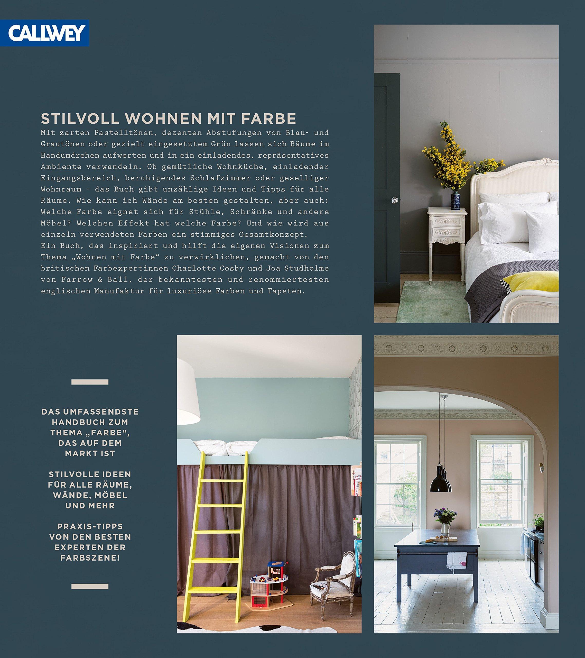 Farbe Wohnen stilvoll wohnen mit farbe ideen für alle räume inspirationen für