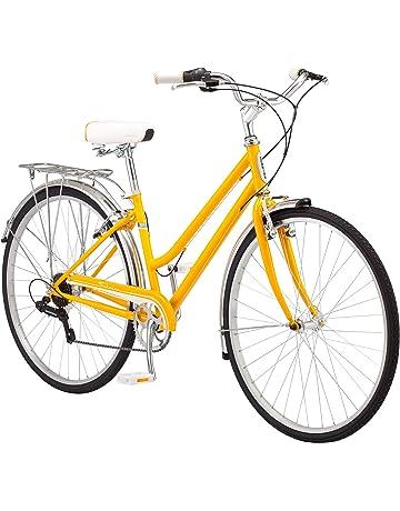 162029cfea6 Schwinn Wayfarer Hybrid Bicycle, Featuring Retro-Styled 16-Inch/Small Step-