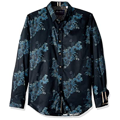 Robert Graham Men's Thomas L/S Woven Shirt: Clothing