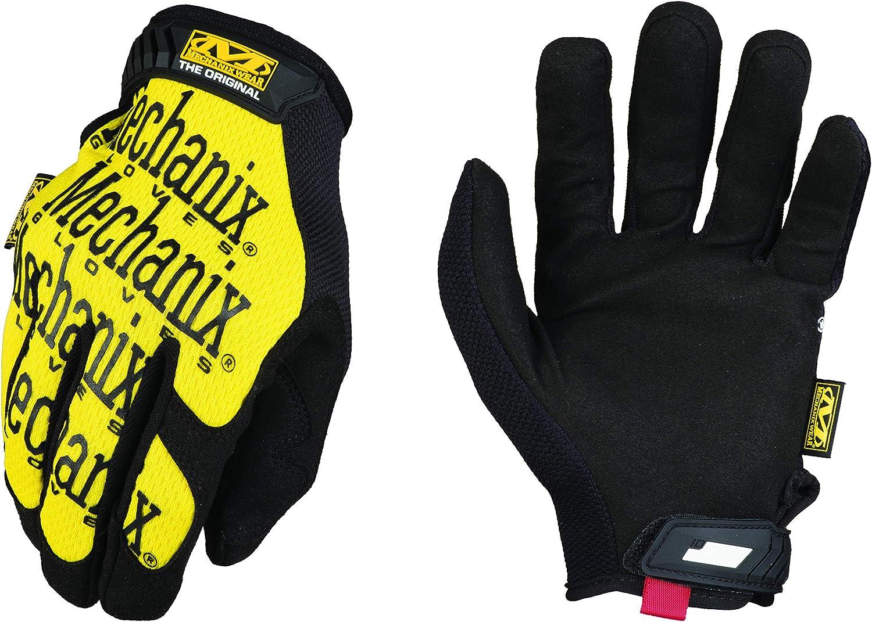 LIFT Safety Rigger-Tech Gloves Hi-Viz Yellow, XX-Large