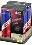 ORGANICS by Red Bull Simply Cola, 4 Pack of 250 ml