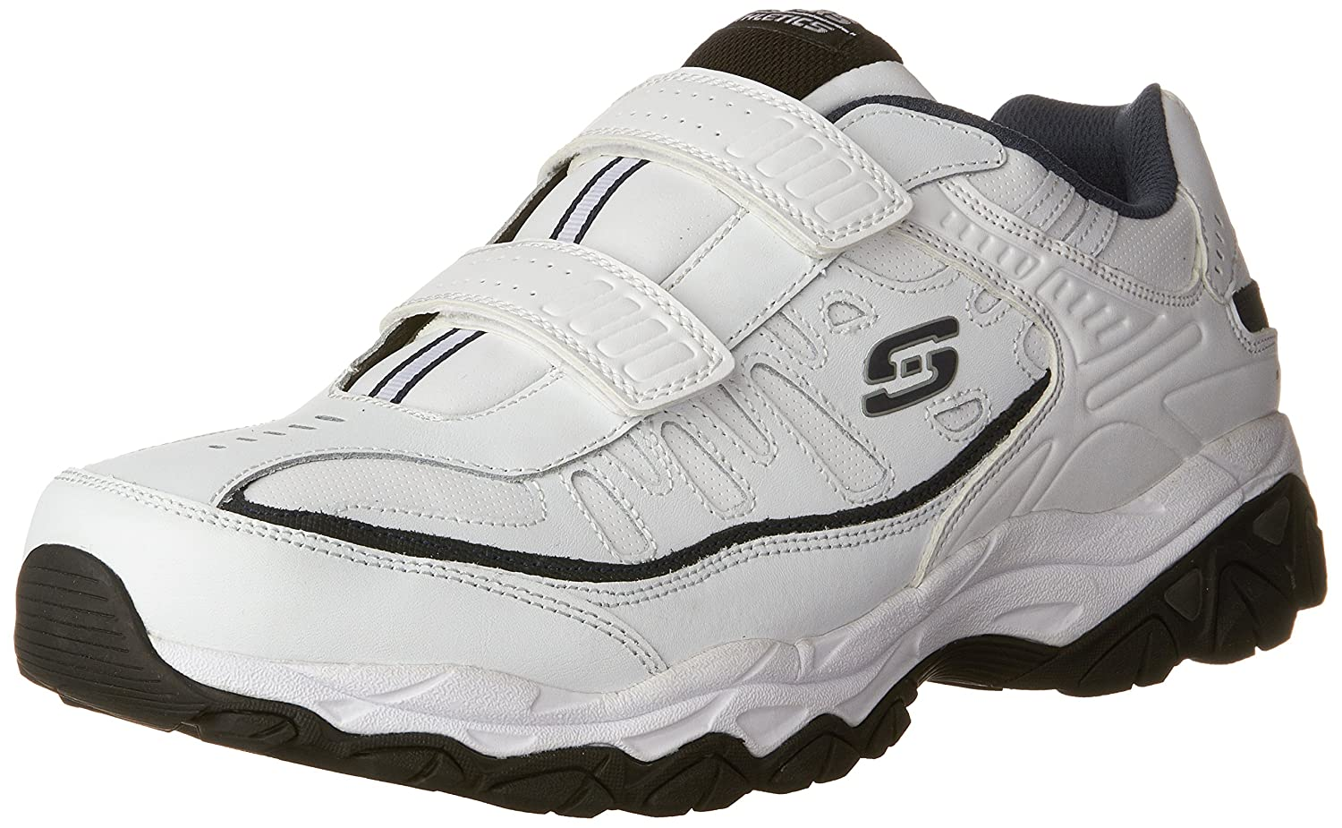 skechers memory foam mens trainers