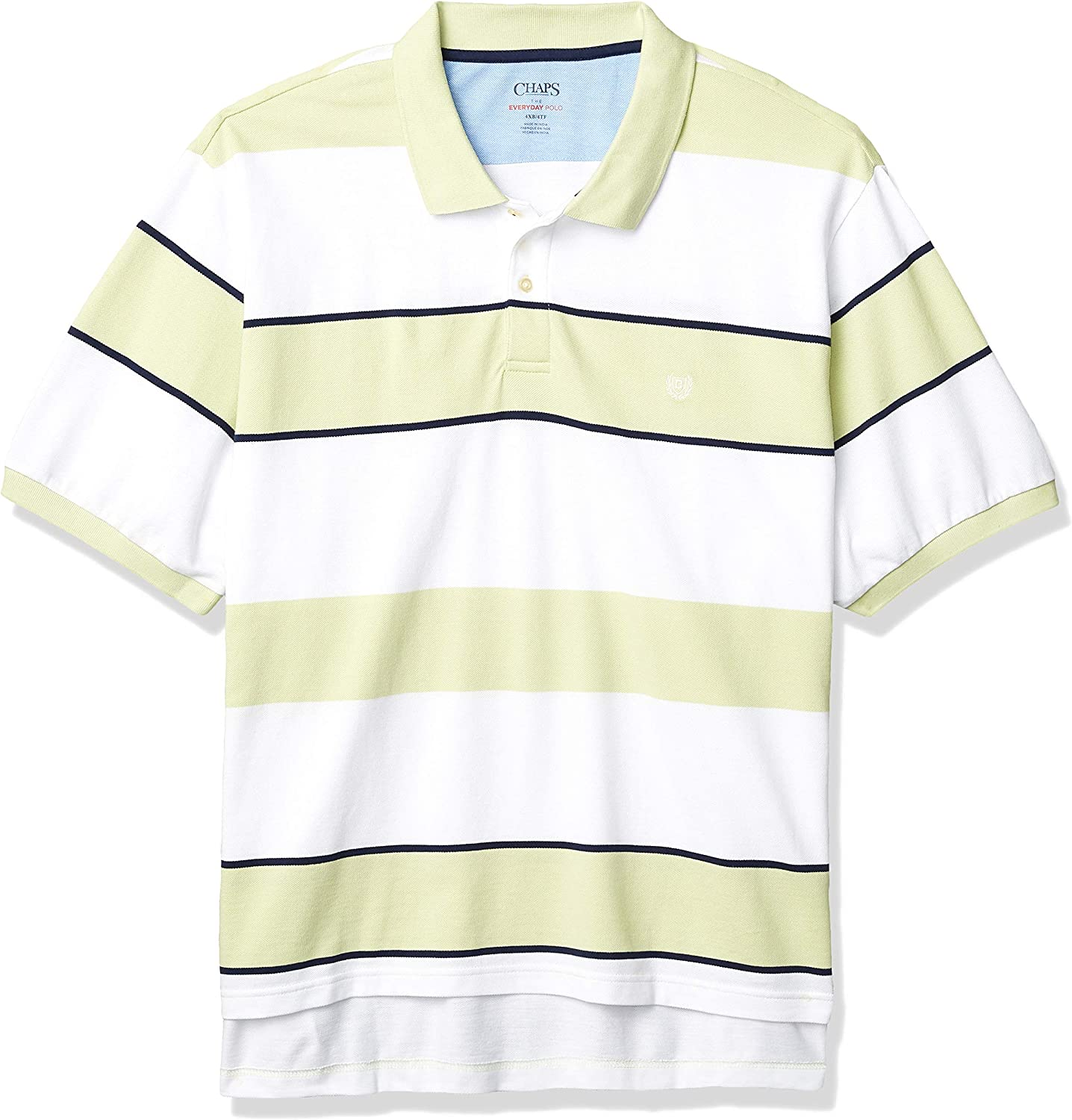 Chaps Men's Classic Outlet sale feature Fit Cotton Louisville-Jefferson County Mall Polo Everyday Mesh Shirt