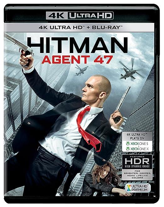 Amazon In Buy Hitman Agent 47 4k Uhd Hd 2 Disc Dvd