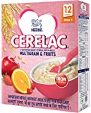 Nestle Infant Cereal Stage 4 Cerelac - 300 g (Multi Grain and Fruits)