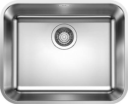 Blanco 518205 Blancosupra 500-U - Fregadero de cocina de 1 ...