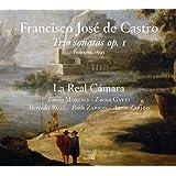 Castro: Trio Sonatas, Op. 1