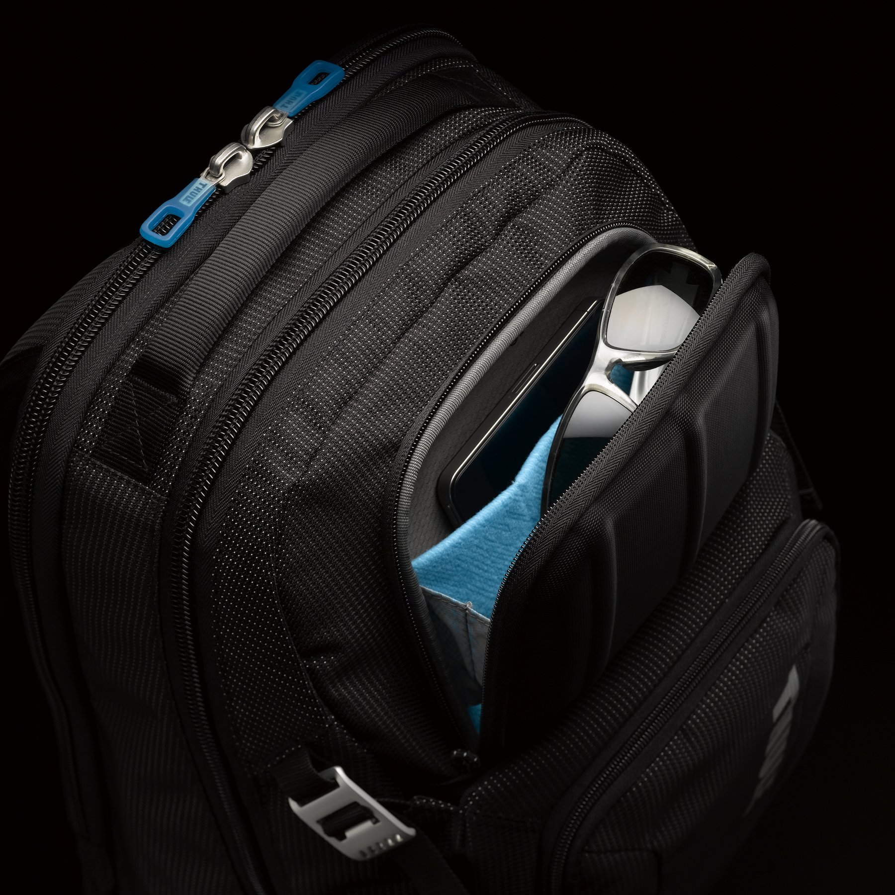 Thule Crossover 32L Backpack - Black by Thule (Image #12)