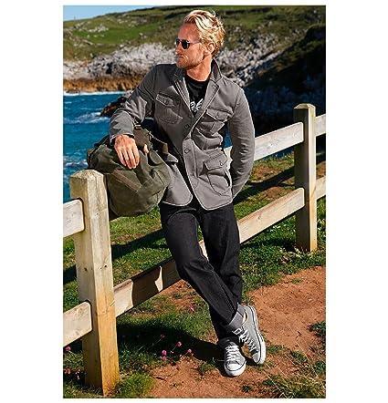 JAN VANDERSTORM Herren Jeans SOEREN in Übergröße | Große Größen | Kurzgröße  | Plus Size | Big Size | Größe 27 - 37 und 54 - 74: Amazon.de: Bekleidung