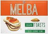 Old London Sesame Toast, 5 oz