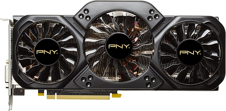PNY GeForce GTX 780 Ti Enthusiast Overclocked Edition Graphics Card VCGGTX780T3XPB-OC