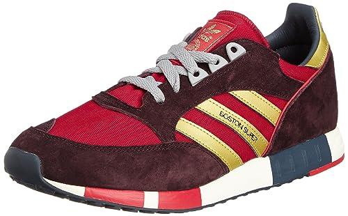 size 40 58659 f827b adidas Originals – Zapatillas Deportivas  Boston Super Power Rojo Oro,  Color Rojo,