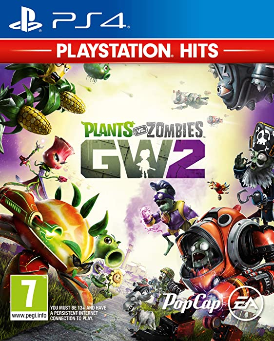 The Best Ps4 Games Plants Vs Zombies Garden Warfare