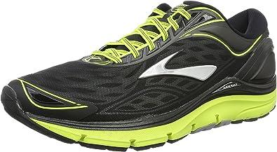 Brooks Transcend 3, Zapatillas de Running para Hombre, Negro ...