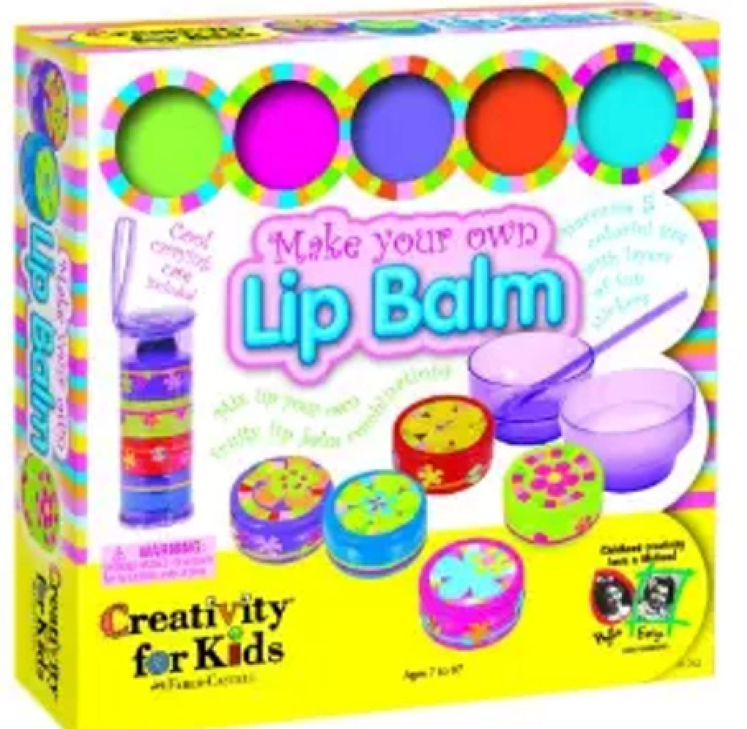 Creativity for Kids 202301 Make Your Own Lip Balm Aktivit-t [並行輸入品] B01DTEEC48