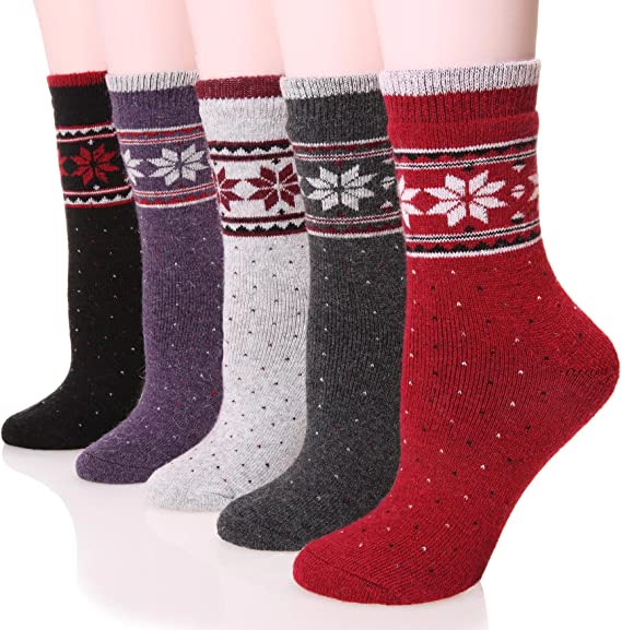 Cotton Cable Pattern Socks Size UK 6-10 Slight Seconds 6 Pairs in One Pack