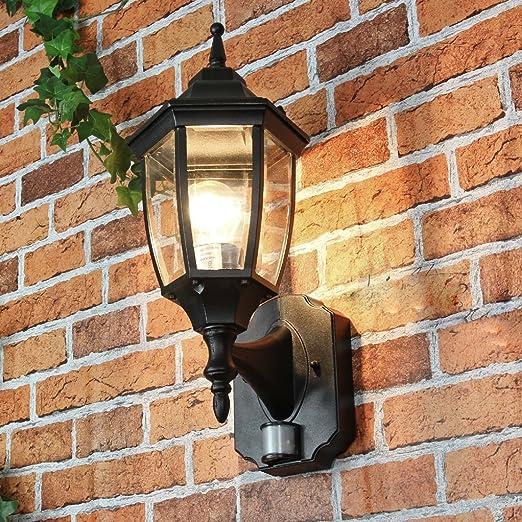 2 luci parete per esterno up and down selezionabile ANTRACITE LED Terrazza Illuminazione