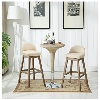 kitchen bar counter height leather bar stool chairus counter height bar stools set fabric upholstered modern dining distressed indoor outdoor amazoncom