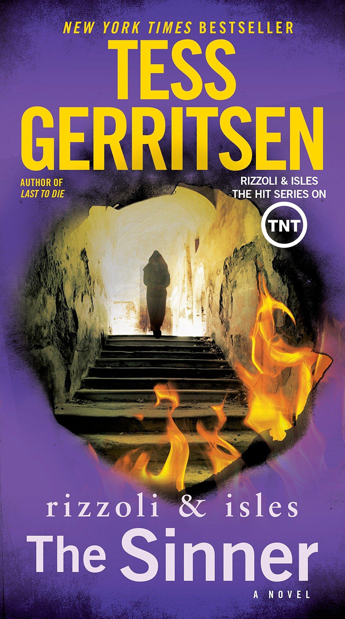 Amazon.com: The Sinner: A Rizzoli & Isles Novel ...