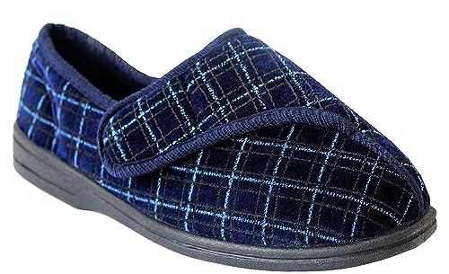 Footwear Studio - Zapatillas de estar por casa para niña, color Azul, talla 23 EU
