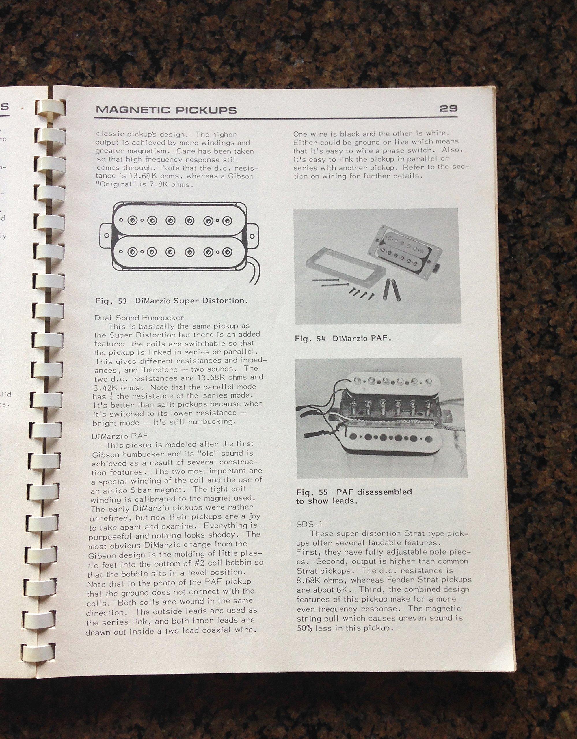 Ausgezeichnet Dimarzio Ep1112 Galerie - Elektrische Schaltplan-Ideen ...