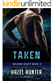 Taken (Book 3 of Second Sight): A Serial FBI Psychic Romance