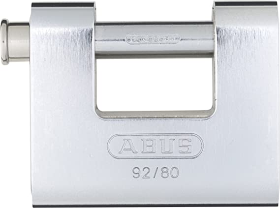 Abus  92//80 Steel Shutter Padlock