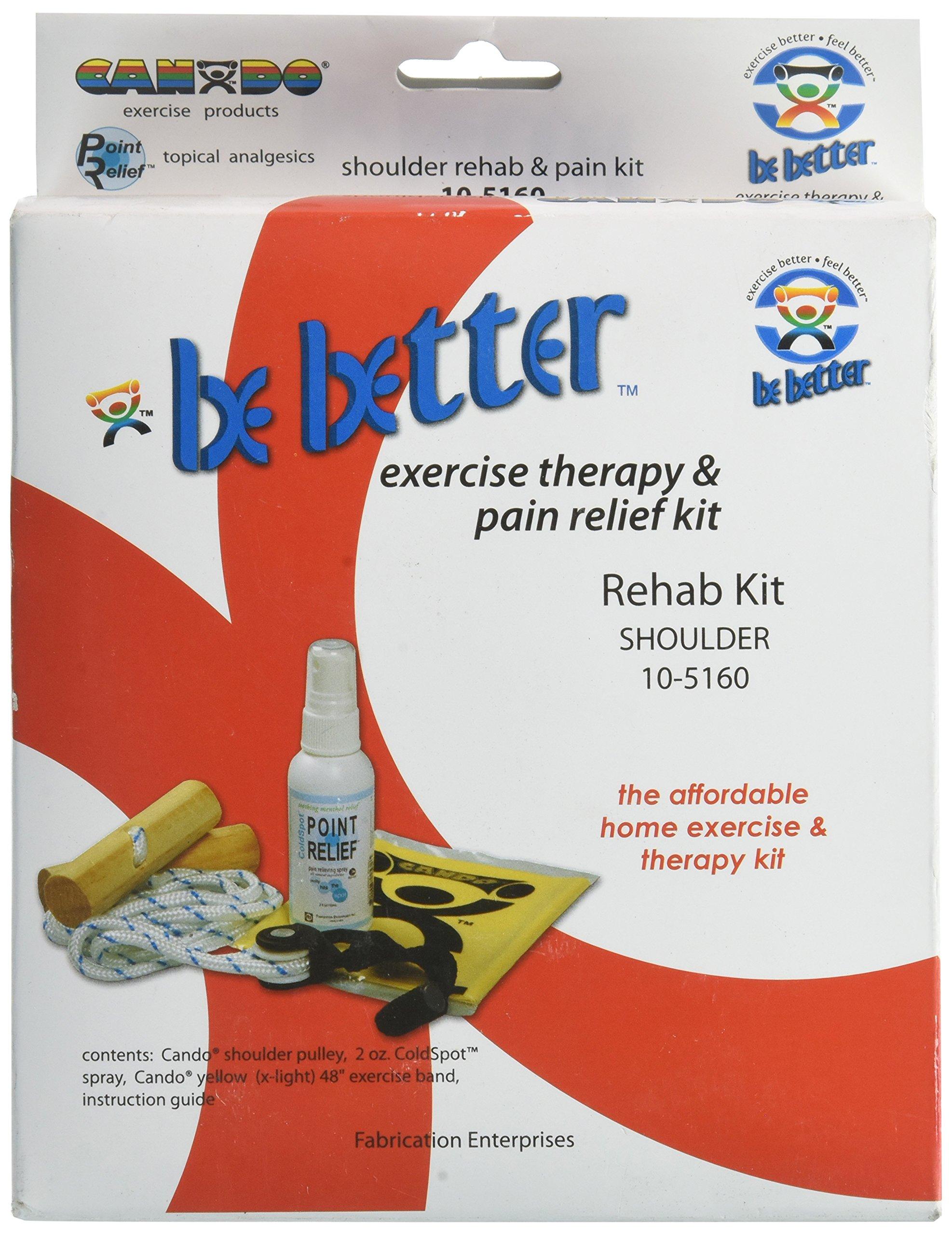 Be-Better Shoulder Rehab Kit
