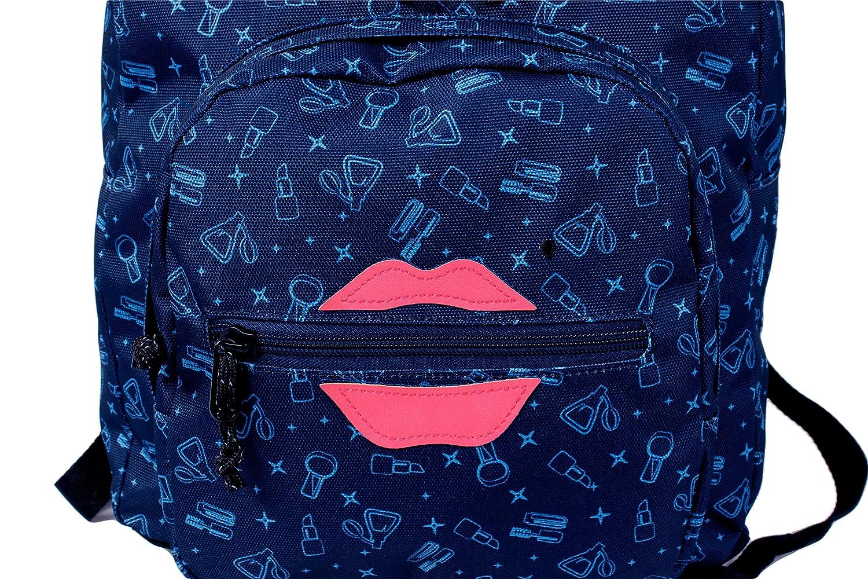34dcd6314e ... ZAINO INVICTA - OLLIE PACK PACK PACK FACE + EASY TROLLEY - Blu - tasca  porta ...