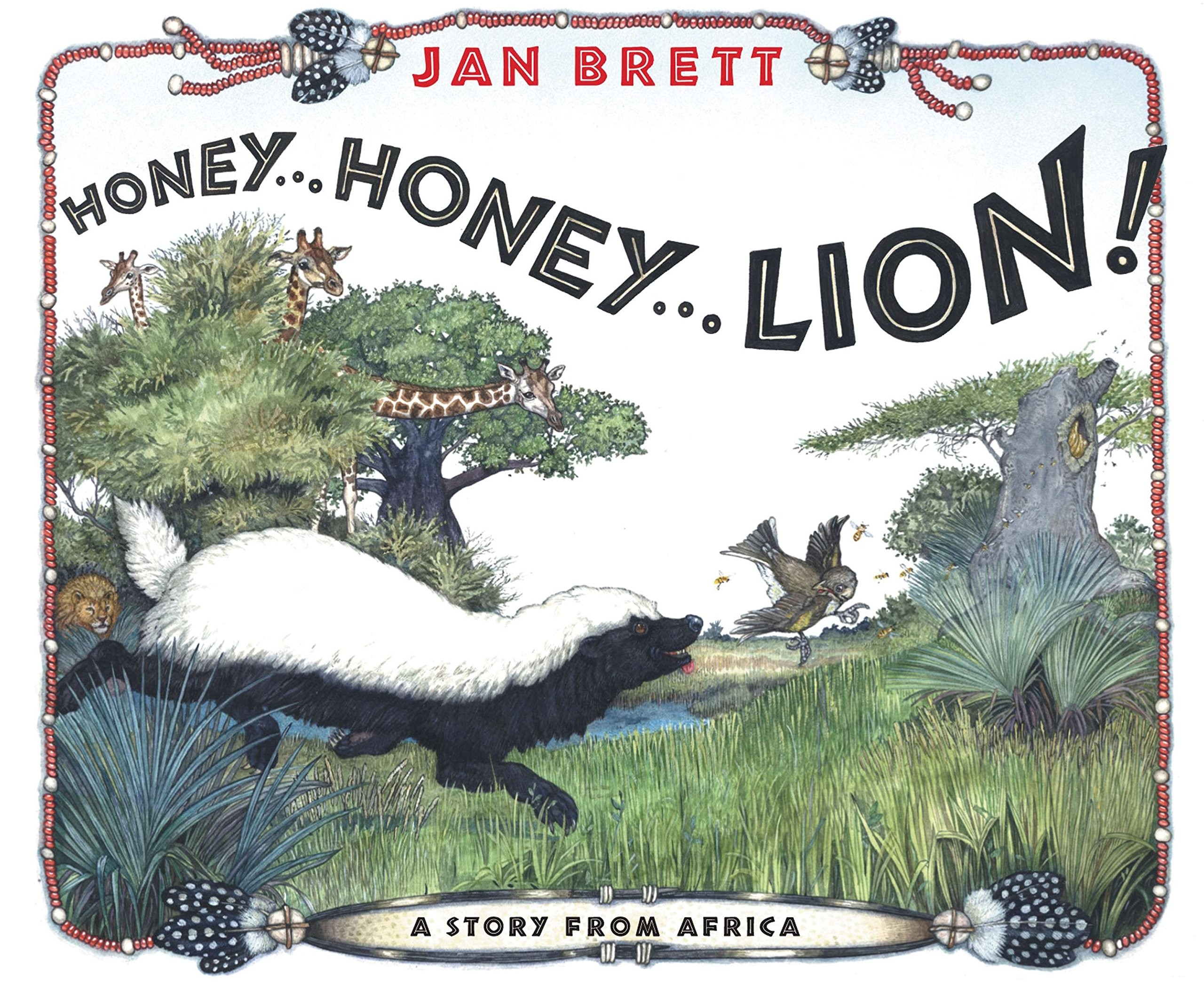 Honey... Honey... Lion! A Story from Africa (Rise and Shine) by Putnam Juvenile