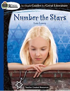 who wrote the book number the stars