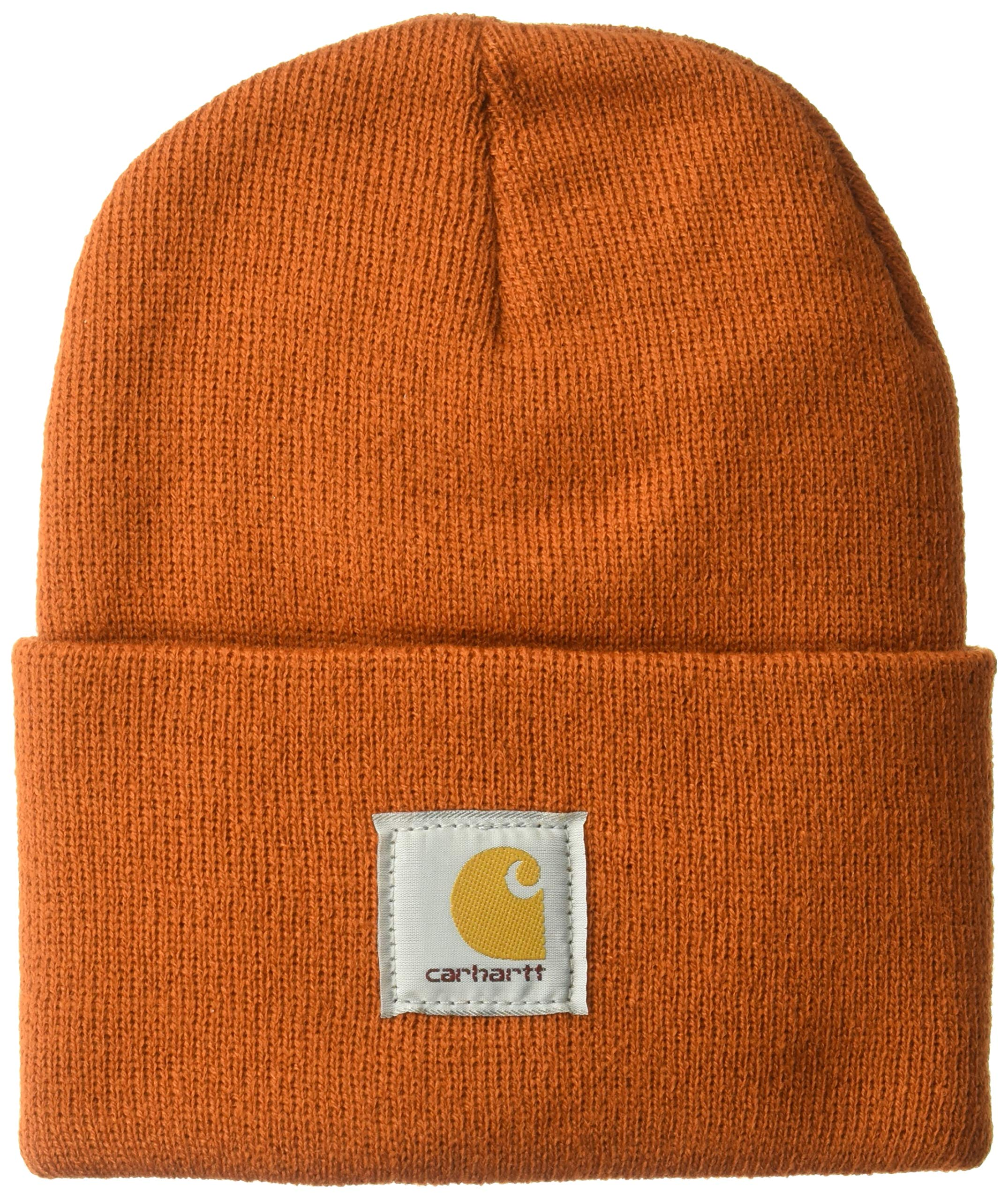 Carhartt Men's Acrylic Watch Hat A18, Umber, One Size by Carhartt