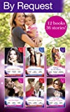 By Request Collection April-June 2016 (Mills & Boon e-Book Collections)