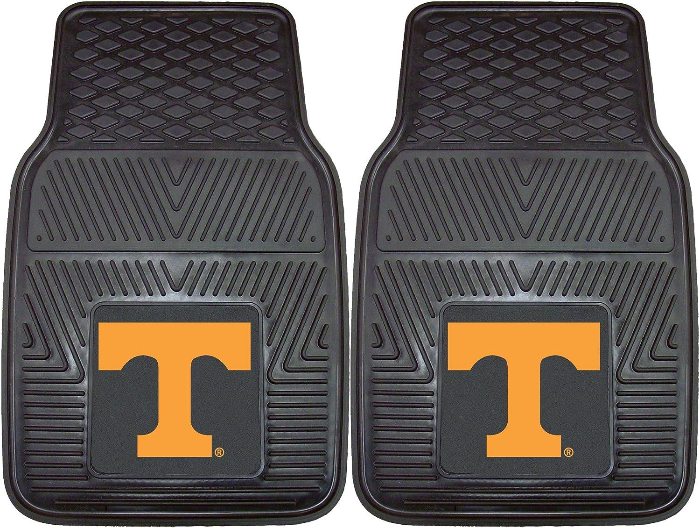 FANMATS University of Tennessee Vinyl Car Mat Set
