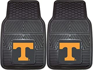 "product image for FANMATS 8750 NCAA University of Tennessee Volunteers Vinyl Heavy Duty Car Mat team color, 18""x27"""