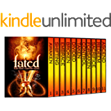 FATED Complete Series Box Set (The Entire 11 Book Fantasy Adventure in One Collection)