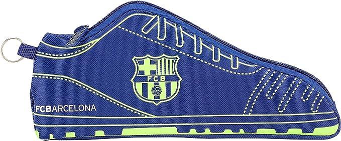 FCB FC Barcelona Estuche, Niños, Azul, 24 cm: Amazon.es: Ropa y accesorios