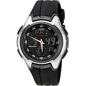 Casio Mens AQ160W-1BV