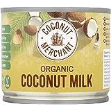 Coconut Merchant Organic Coconut Milk, 200ml