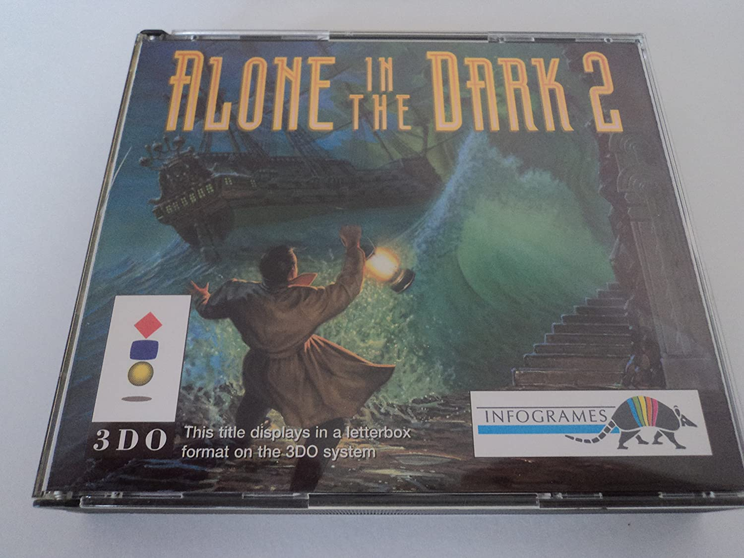 alone in the dark 3do review