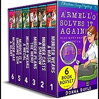 Armello Solves It Again: Cozy Mystery Collection 6 Book Boxset (English Edition)