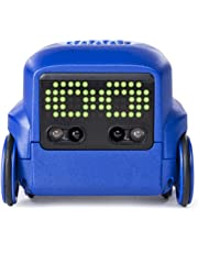 Boxer 20104696 Interactive A.I. Robot Toy (Blue) with Personality & Emotions, for Ages 6 and Up